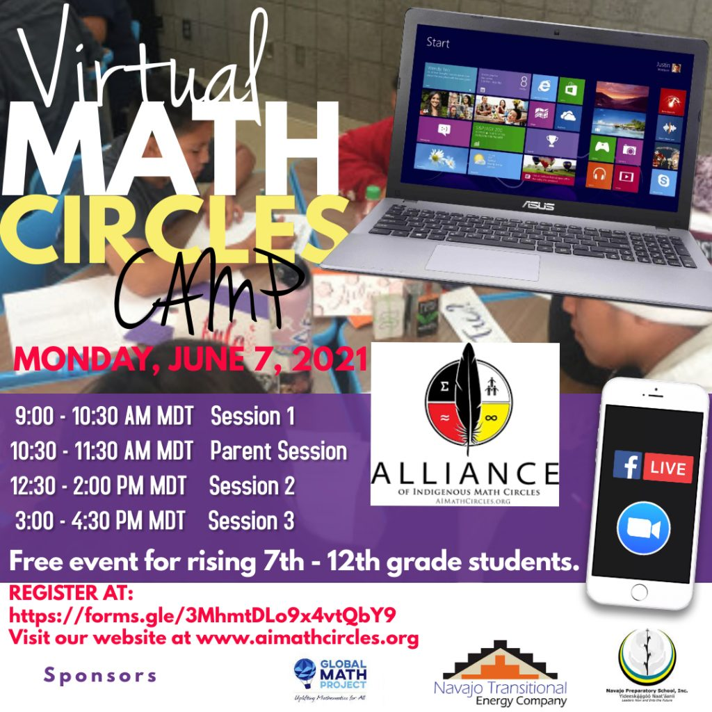 AIMC Virtual Math Camp 2021