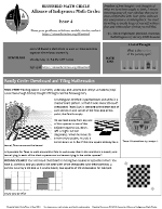 Bluebird Issue 4_Chessboards and Tiling