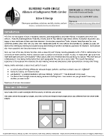 Bluebird Issue 8 Recap - No-Three-in-a-Row_grayscale